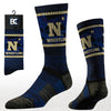 Naval Academy Midshipmen Performance Socks