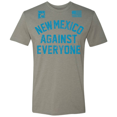 New Mexico Against Everyone Fargo Wrestling T-Shirt