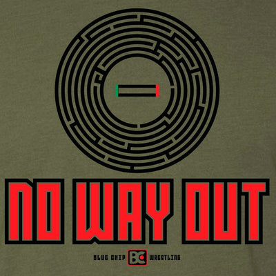 No Way Out Wrestling T-Shirt