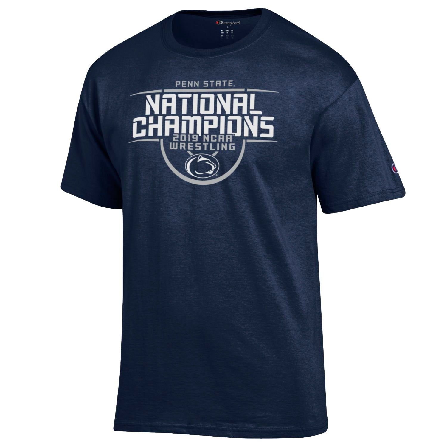 2019 Penn State NCAA Wrestling National Champion Shirt