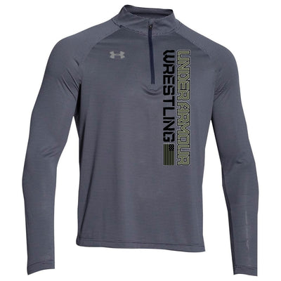 Property of Under Armour Wrestling Special Ops Quarter Zip