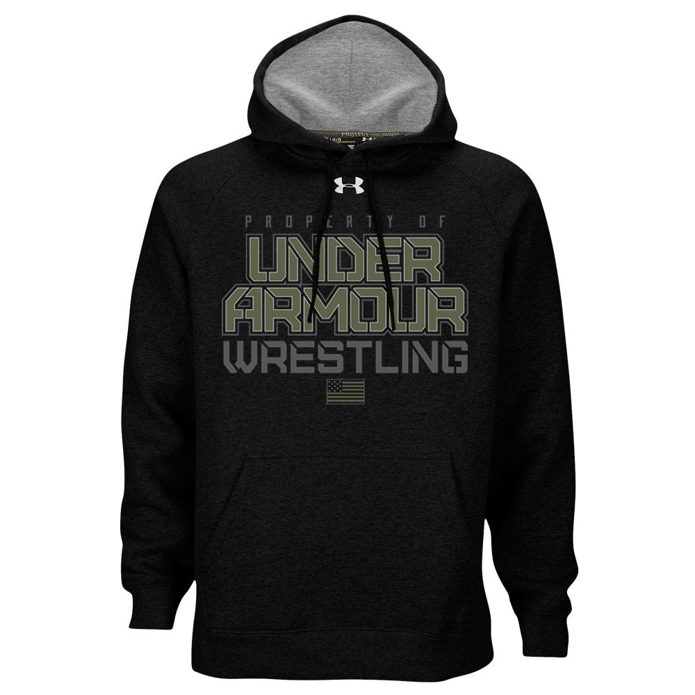 Property of Under Armour Wrestling Special Ops Hoodie