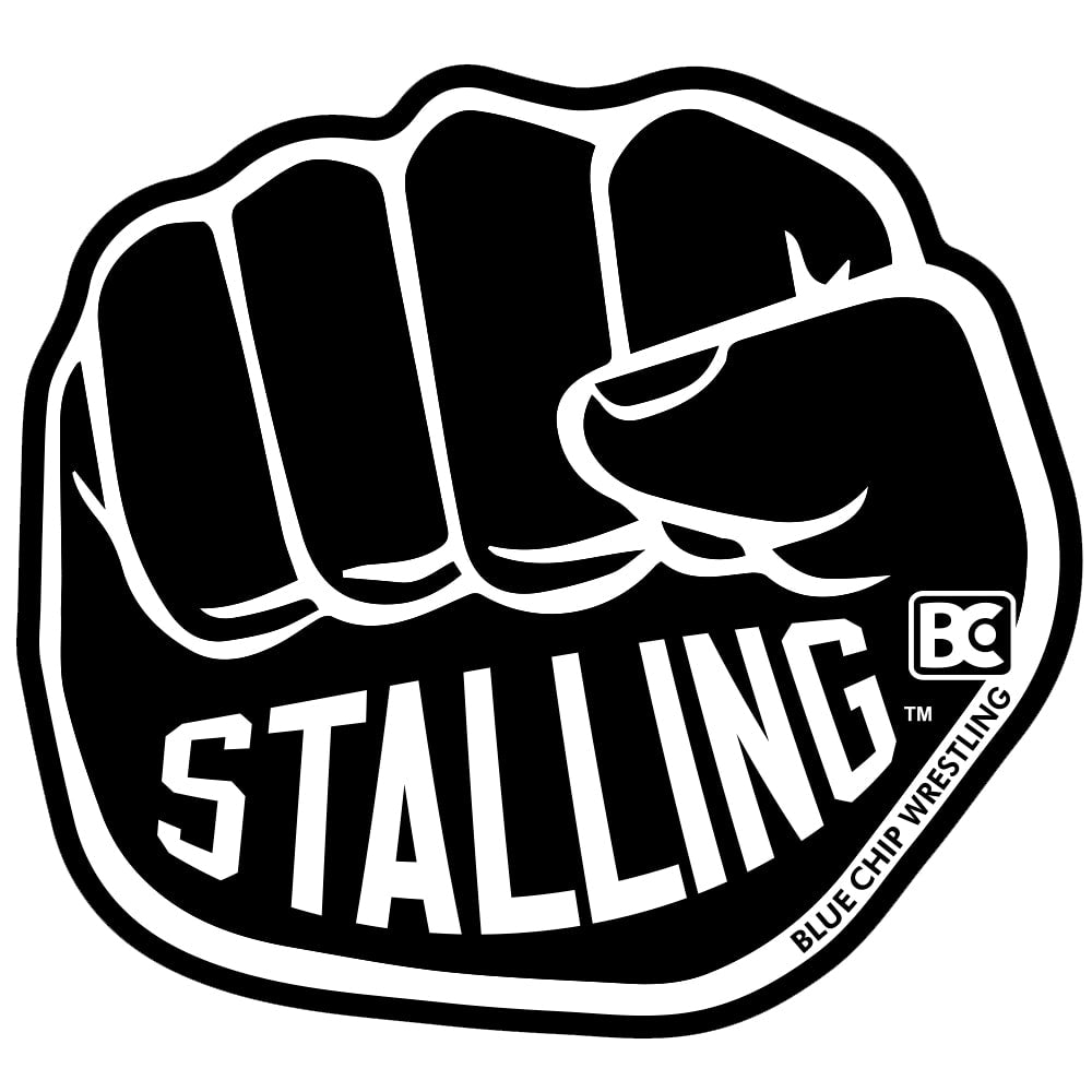 Stalling Fist Die Cut Sticker