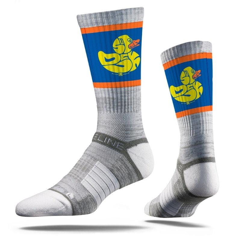Superduck Sublimated Performance Wrestling Socks