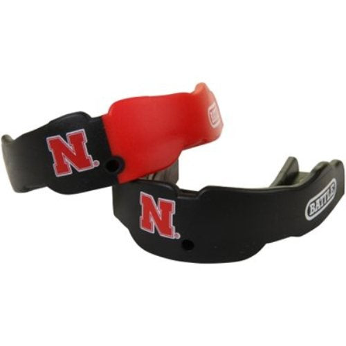 Nebraska NCAA Logo Mouthguard - 2 Pack
