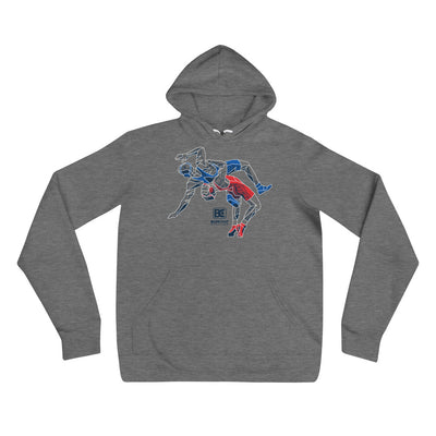 Icon USA Wrestling Pullover Hoodie