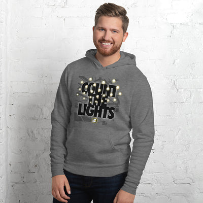 Count the Lights Wrestling Pullover Hoodie