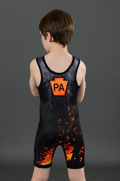 Pennsylvania Ignite Wrestling Singlet