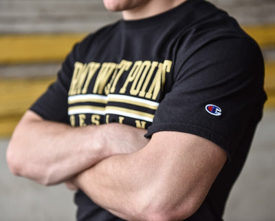 Army Black Knights Wrestling Champion Tee