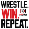 Wrestle. Win. Repeat. Bumper Sticker