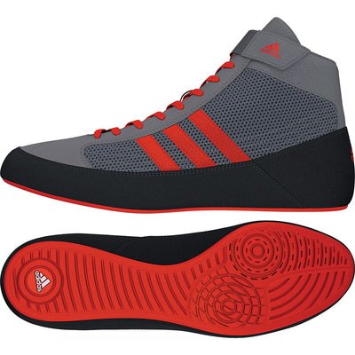 Youth HVC 2 (Grey / Solar Red / Grey)