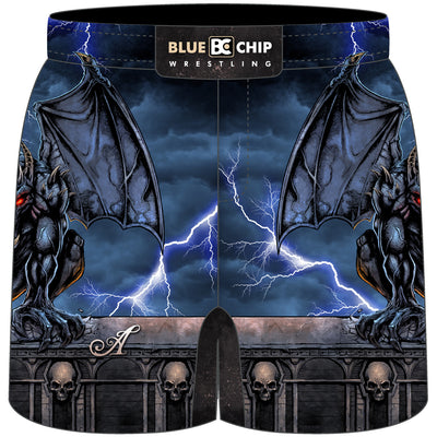 Aggression Zuul Fight Shorts