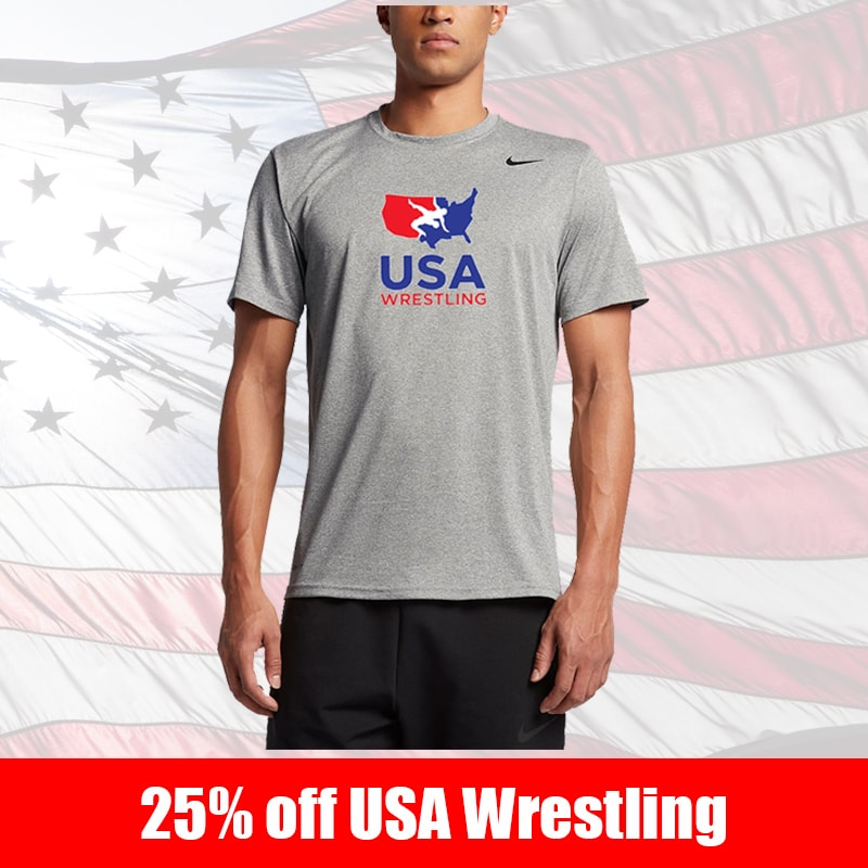 USA Wrestling Apparel