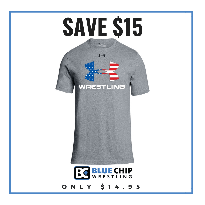 UA Stadium Flag Tee