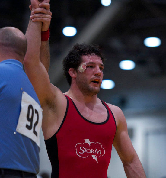 Support Brian Graham in his quest for gold!