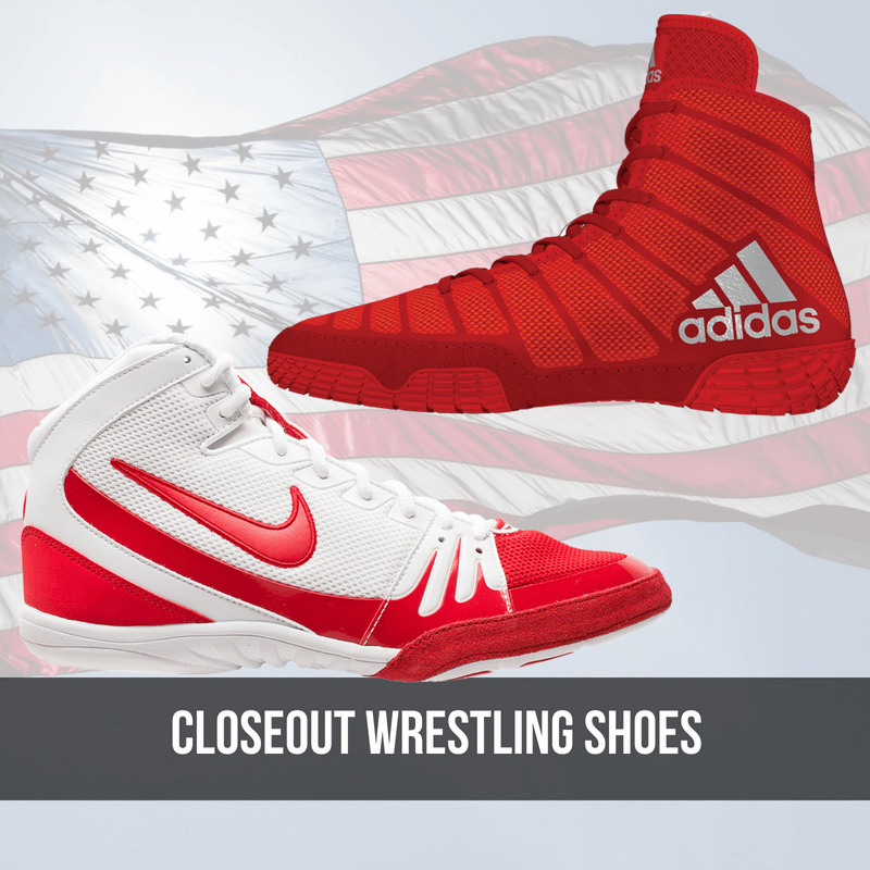 Closeout Wrestling Shoes