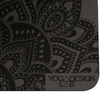 Tapete de Yoga Infinity -Yoga Design Lab- Negro - FLOW YOGA