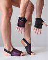 Yoga Paws - Guantes antiderrapantes para manos y pies con mat de yoga - ELITE SET - FLOW YOGA