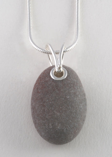 Beaches Sterling Silver Pendant