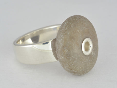 Beaches Sterling Silver Ring