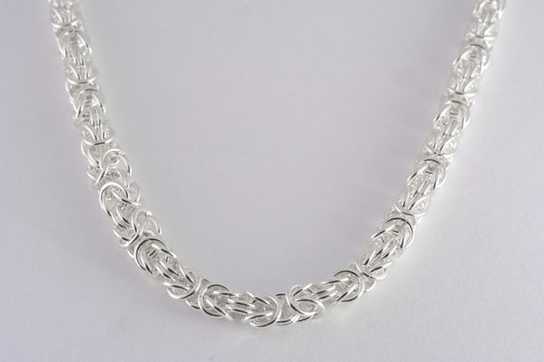 Kings Chain Small Necklace