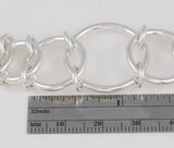 Leap Frog Bracelet Tapered, Medium