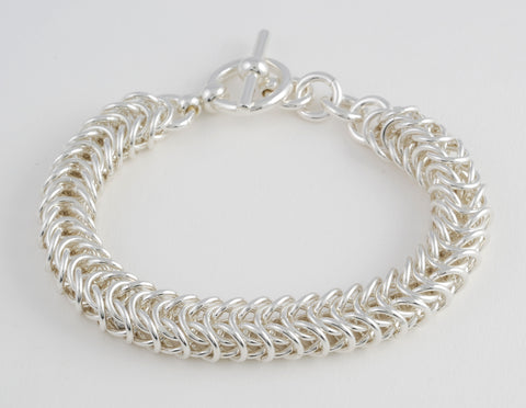 Parallel Link Bracelet, Heavy