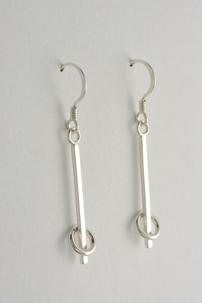 Ringette Earrings