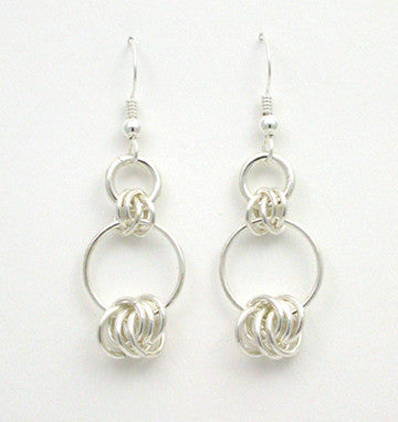 Criss-Cross Earrings