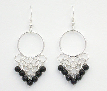Chandelier Hook Earrings
