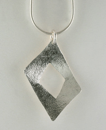 Diamond Shape Pendant