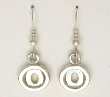 Elliptical Allure Earrings, Small