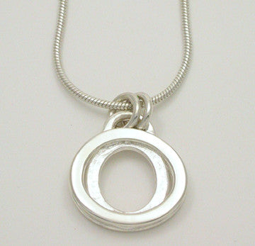 Elliptical Allure Pendant