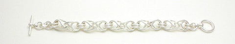 Eternal Love Celtic Knot Bracelet, Large