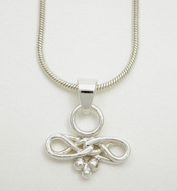 Eternal Love Celtic Knot Pendant
