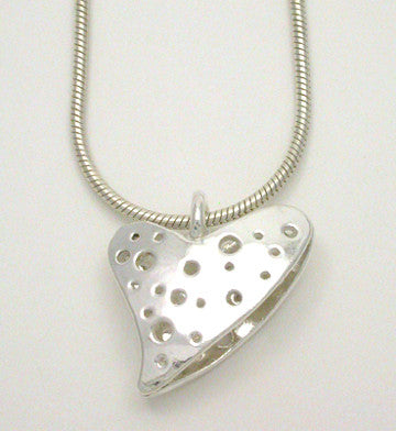 Heart Swiss Pendant