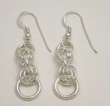 Hugs and Kisses Earrings (XOXO)