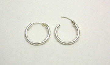 Hoop Earrings, Small