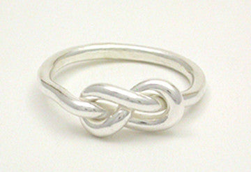Knot Series: Figure 8 Ring