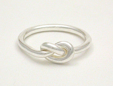 Knot Series: Overhand Knot Ring