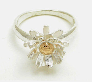 Lily 2 Tone Ring