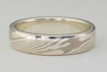 ring white mdt collection with collections half stripes australia gane design round rings mokume gold