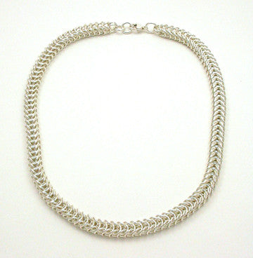 Parallel Link Necklace
