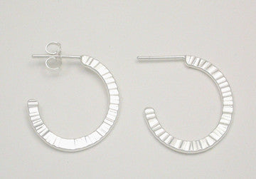 Radiance Large Hoops