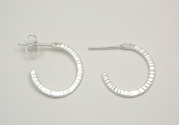 Radiance Small Hoops
