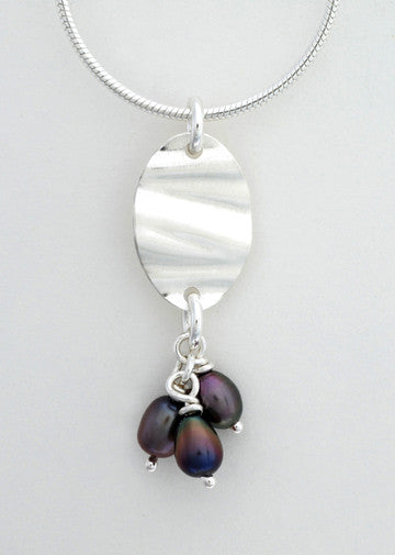 Series 94 Pendant with Pearls