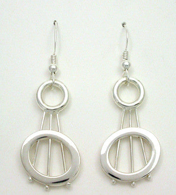 Starlight Hook Earrings, Large