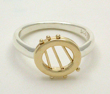 Starlight 2 Tone Ring, Small