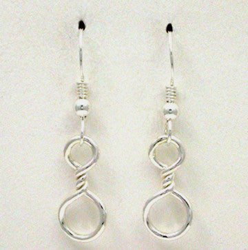 Twister Hook Earrings
