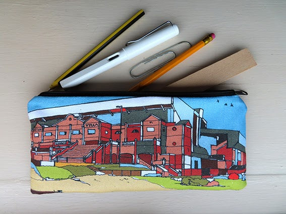 Aston Villa Pencil Case